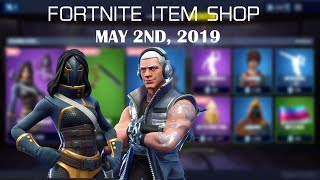 *NEW* DAILY ITEM SHOP TODAY! | SKIN RESET! | FORTNITE BATTLE ROYALE May 2nd, 2019