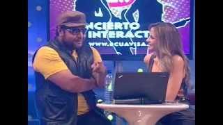 Concierto interactivo de Luis Rueda en Ecuavisa [Completo]