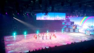 Final. Aladdin Ice Show. Moscow 21.12.2014