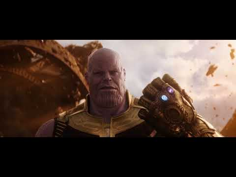 Avengers Infinity War (Fan Cut Trailer)
