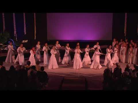 Mid-Pacific Institute Seniors Perform 'Kawaiahao'