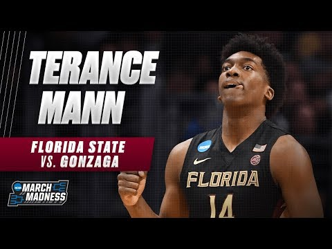 Florida State's Terance Mann powers the Seminoles to the Elite 8