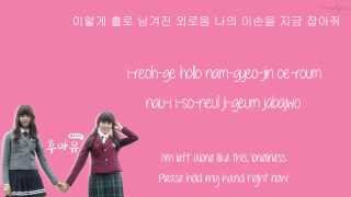 Reset - Tiger J.K (ft. Jinshil Of Mad Soul Child) Han/Rom/Eng Lyrics [Who Are You School 2015 OST]
