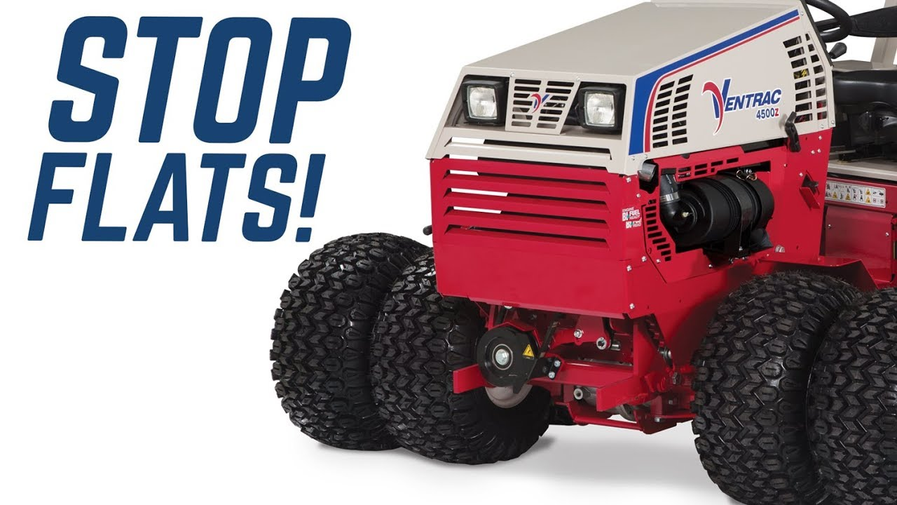 Video - Ventrac 4500 Tractor Hydraulic System Service