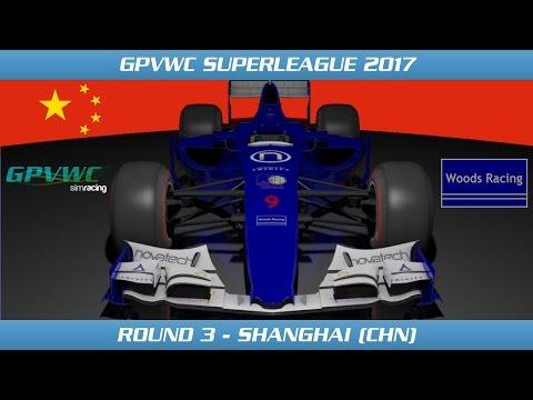 GPVWC Superleague 2017 - Round 3 - Race