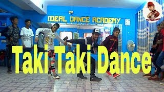 Taki Taki Dance Video || Choreography By Adarsh Anand
