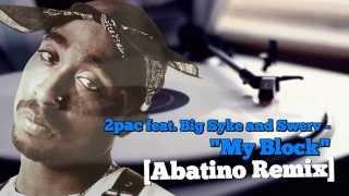 2pac feat. Big Syke and Swerv - My Block [Abatino Remix]