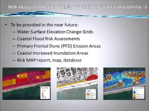 Reducing Coastal Flood Risk: Making Use of the Updated FIRMs, Session B