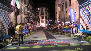 Denise Zimmermann, 2015 Ultra Trail du Mont Blanc Third Woman, Finish
