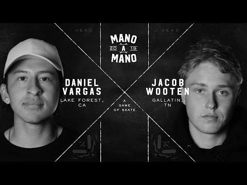 Mano A Mano 2019 - Round 1: Daniel Vargas vs. Jake Wooten