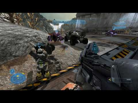 Detachable Warthog Gauss Cannon Bug (Halo: Reach PC)