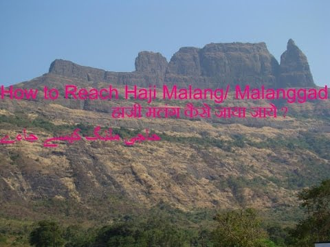 Haji Malang Trek How to reach Haji Malang