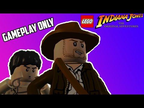 [Classic Game] Lego Indiana Jones: The Original Adventures |