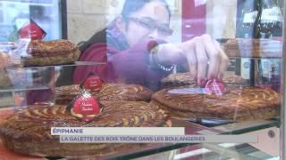 Epiphanie : la galette des rois trône dans les boulangeries