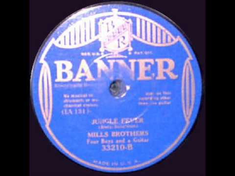 Mills Brothers - Jungle Fever (Banner 33210)