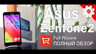видео Обзор ASUS Zenfone 2 ZE551ML