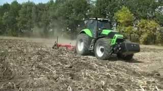 "QUIVOGNE SS.7 & tractor DEUTZ-FAHR ""Agrotron X-720"".  ООО ""Ландтехник"" (HD)."