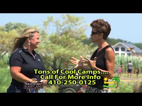 Ocean City Recreation & Parks Camps   For Worcester County Tourism