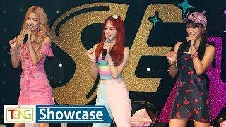 gugudan SEMINA 'SEMINA'(샘이나) Showcase Stage (구구단, 세미나, 세정, SEJEONG, 미나, MINA, 나영, NAYOUNG)
