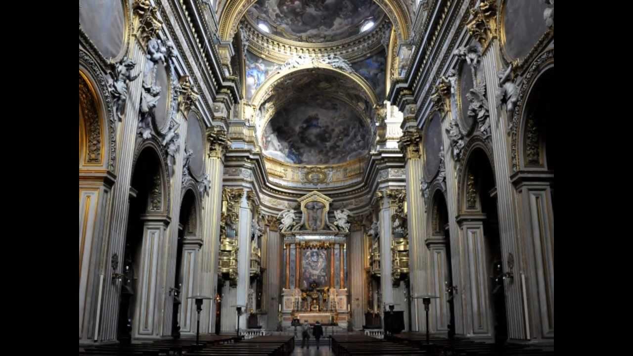 La Chiesa Nuova O Santa Maria In Vallicella Roma Youtube