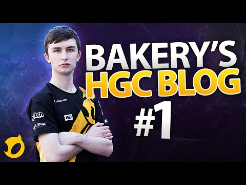 Bakery's HGC Vlog | Episode 1