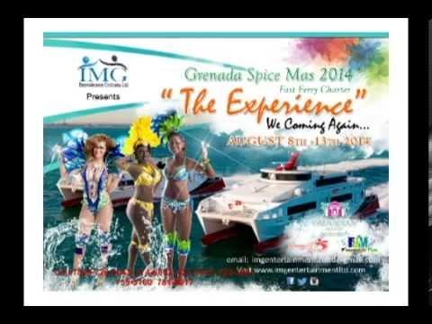 "Grenada ""Spice Mas 2014"" Television promo. Adrivoicetalent."