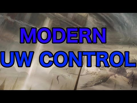[MODERN] UW Control vs. Burn (Deck Tech + Match 1)