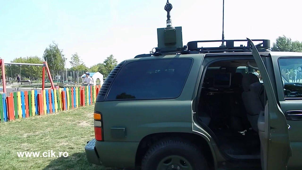 Inside Military Communication And Surveillance Vehicle Youtube