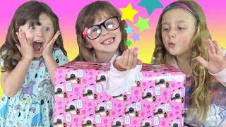 Ava Isla and Olivia get a BIG Surprise ! Plus The Toy Doctor Works her Magic !