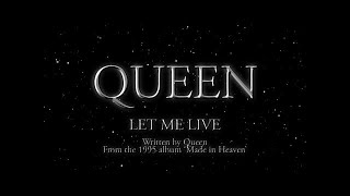 [4.41 MB] Queen - Let Me Live (Official Lyric Video)