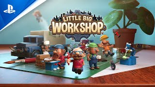 Little Big Workshop | Release Trailer | PS4