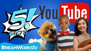 5 YouTube Facts & Easter Eggs | 5 FACTS