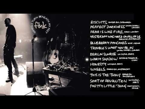Fink - Warm Shadow (live)