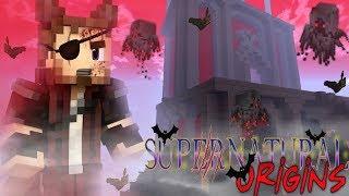 BREAKING THE TOWER! - Minecraft Supernatural Origins #27 (Werewolf Modded Roleplay)