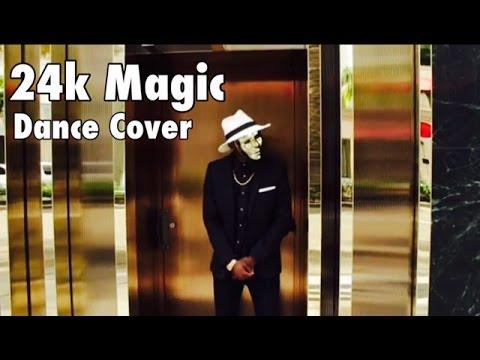 Bruno Mars- 24k Magic (Dance Cover)