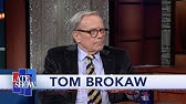 Tom Brokaw Watched As Richard Nixon's Cronies Went To Prison