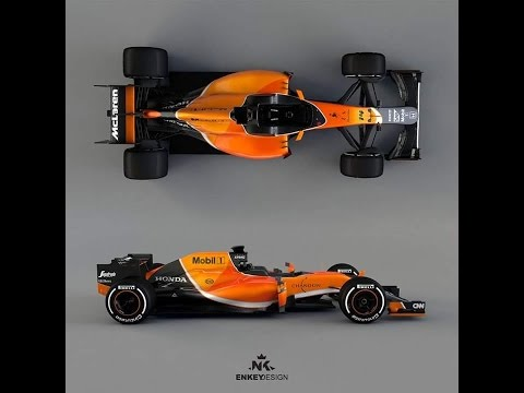 F1 2017 MCLAREN HONDA LIVE REACTION!!!! ITS ORANGE!!!!!!!!!!!!!!!!!!!!!!!!!