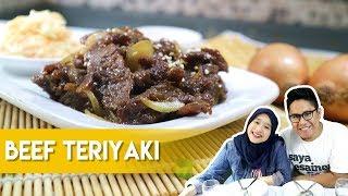 BEEF TERIYAKI HOKBEN ALA DAPUR ADIS | Resep Olahan Daging Sapi