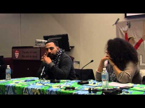 Racial Profiling and Police Brutality from Ferguson to Palestine