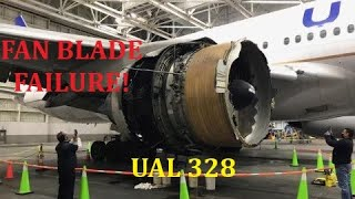 UAL 328 UPDATE Fan Blade Failure  B777-200  22 Feb 2021