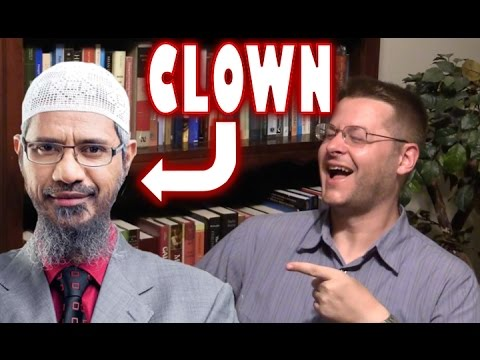 Zakir Naik est un clown - David Wood en francais