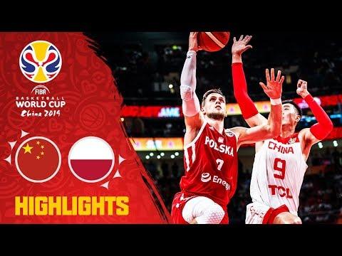 China v Poland - Highlights - FIBA Basketball World Cup 2019