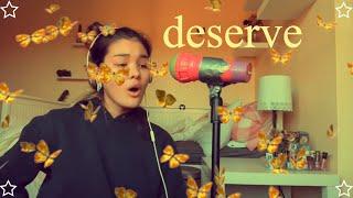 Смотреть клип Audrey Mika - Deserve