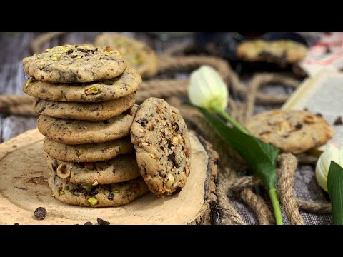 recette-de-cookies-au-chocolat-وصفة-سهلة-و-لذيذة-لكوكبز-الشكلاطة