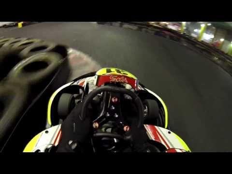 Primo Karting, Le Mans, St. Petersburg, One Lap.  Примо Картинг, Санкт-Петербург