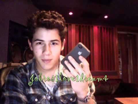 Nick Jonas Live Chat On Cambio Feb 26th, 2011 - Part 3