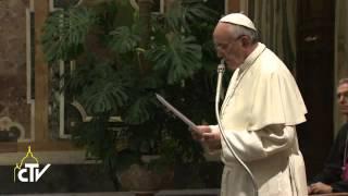 教宗方济各再次谴责反犹太主义,指出今天有许多基督信徒遭受迫害