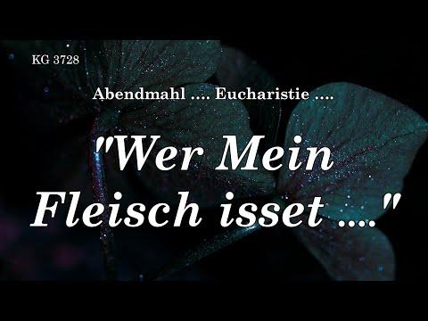 """""""wer-mein-fleisch-isset-....-"""""""