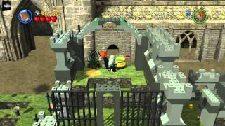 Let´s Doku Lego Harry Potter Years 1-4 - 68 [HD Blind]