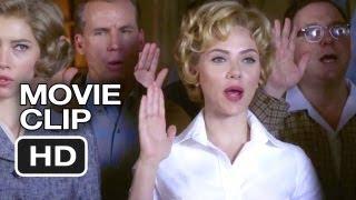 Hitchcock Movie CLIP - The Oath (2012) - Anthony Hopkins, Scarlett Johansson Movie HD